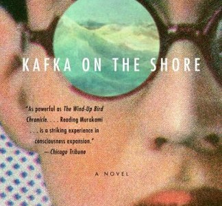 Haruki Murakami's Kafka on the Shore book cover