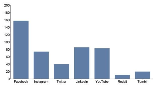 Social Media Platform Usage